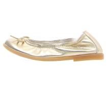 Klassische Ballerina - gold