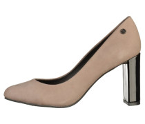 Pumps cinzaclaro