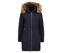 RUUSA Wintermantel dark blue