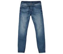 RALSTON REGULAR FIT Jeans Straight Leg denim blue