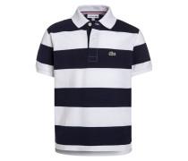 Poloshirt white/penumbra