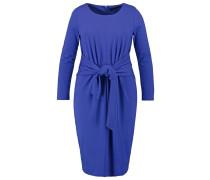 Jerseykleid - dazzling blue