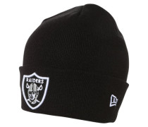 Mütze essential cuff oakland raiders black