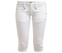 PITCH Jeans Shorts white