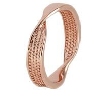 Ring rose goldcoloured