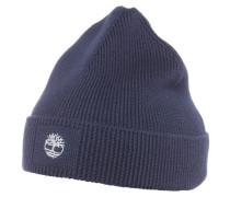 Mütze bleu indigo