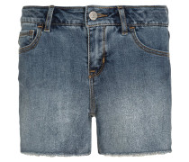 FOIL MIDI - Jeans Shorts - denim
