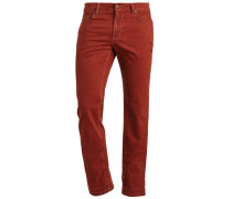 RANDO Jeans Straight Leg red
