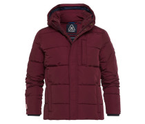 MERCURY Winterjacke bordeaux