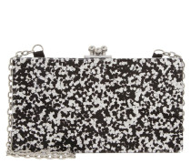 HELIOPSIS Clutch black/silver