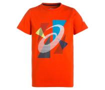 TShirt print cone orange
