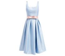 MAYA Cocktailkleid / festliches Kleid pale blue
