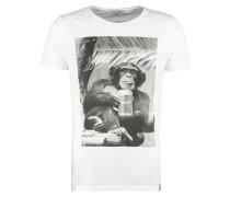 MONKEY COOL TShirt print white