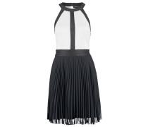 RJUSTI Cocktailkleid / festliches Kleid noir/blanc