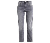 Jeans Relaxed Fit - light grey used
