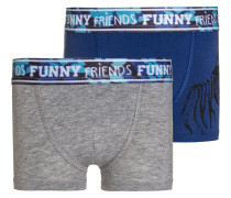 FUNNY FRIENDS 2 PACK Panties outremer