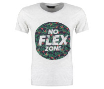 TYFLEX TShirt print light grey