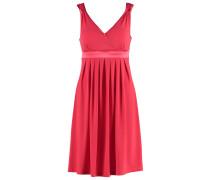 Jerseykleid - lipstick red