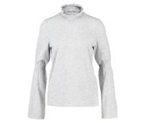PCLALA - Langarmshirt - light grey melange