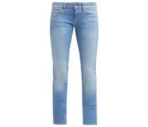 GStar MIDGE MID STRAIGHT Jeans Straight Leg weldon stretch denim light aged