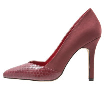 High Heel Pumps bordeaux
