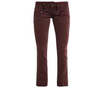 PITCH Jeans Straight Leg boardeaux