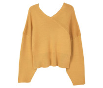 Strickpullover pastel yellow