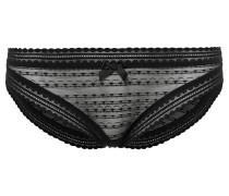 BELLE Slip noir