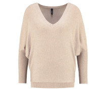 DOLLIE Strickpullover toffee melange