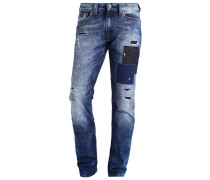 BROZ - Jeans Slim Fit - dark blue