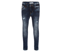 NITENDERS - Jeans Slim Fit - dark blue denim