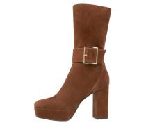 High Heel Stiefel - castagna