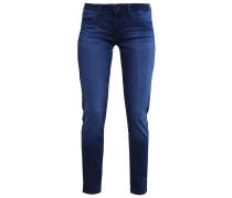 UPTOWN SOPHIE Jeans Slim Fit indigo satin memory