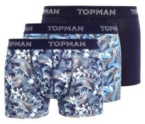 3 PACK Panties dark blue
