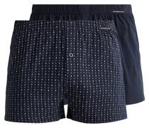 2 PACK - Boxershorts - navy/navy