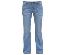 CAROLA Jeans Bootcut blue denim
