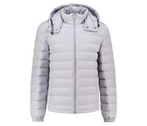 Daunenjacke light grey