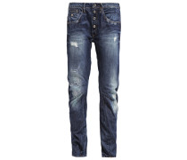 GStar ARC 3D BTN LOW BOYFRIEND Jeans Relaxed Fit neya denim