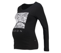 LONDON - Langarmshirt - black