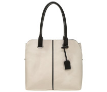 MAGANA QUEST Shopping Bag beige
