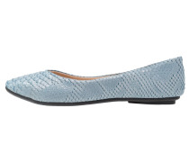 KI KI - Klassische Ballerina - blue