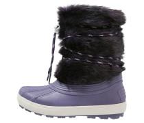 Snowboot / Winterstiefel lila