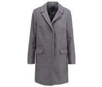 MIA CROMBIE Wollmantel / klassischer Mantel grey