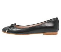 GRACE - Klassische Ballerina - black