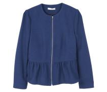 BOMBON - Leichte Jacke - indigo blue