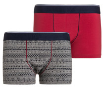 2 PACK Panties rosso