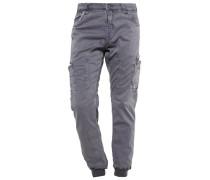 OCTANE Cargohose grey black