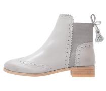 Stiefelette light grey