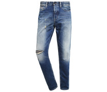 TAPER Jeans Tapered Fit blue denim