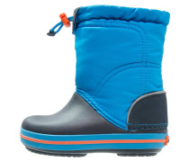 CROCBAND LODGEPOINT - Stiefel - ocean/navy